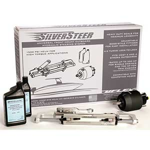 SilverSteer™ 2.0 High-Performance Hydraulic Steering System
