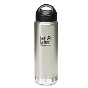 Vacuum Insulated, Silver Stainless Steel, 20oz.