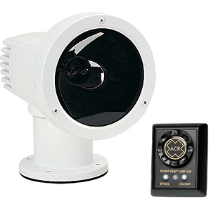 RCL-50B 80,000 Candela Remote-Controlled Searchlight