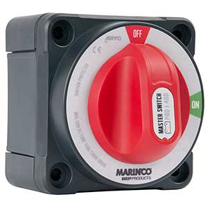 Pro Installer 400A On/Off Battery Switch