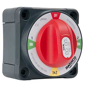 Pro Installer 400A Selector Battery Switch