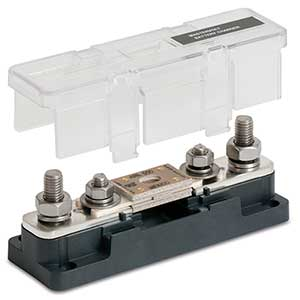 Pro Installer ANL Fuse Holder with Two Cable Clamping Studs, 35-750A