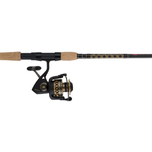 "Battle II Spinning Combo, 2000 Reel, 6'6"" Rod"