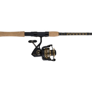 Battle II Spinning Combo, 3000 Reel, 7' Rod