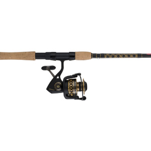 Battle II Spinning Combo, 4000 Reel, 7' Rod