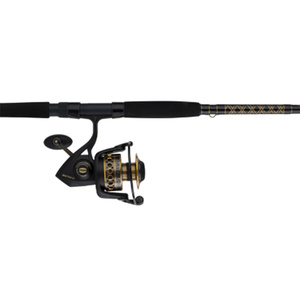 Battle II Spinning Combo, 5000 Reel, 7' Rod