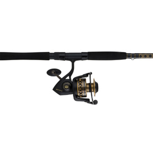 Battle II Spinning Combo, 6000 Reel, 7' Rod