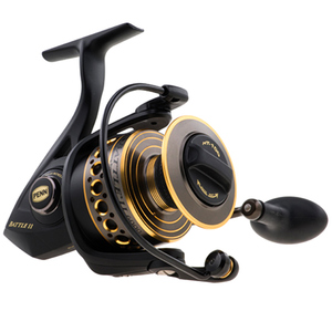 Battle II Spinning Reels