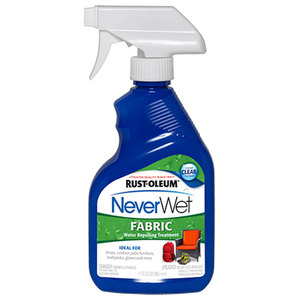 NeverWet Outdoor Fabric Water Repelling Treatment