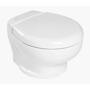Nano Toilet with Premium Plus Flush Controller, 12V