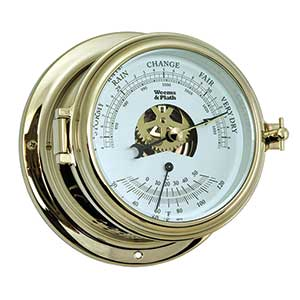Endurance II 115 Barometer and Thermometer