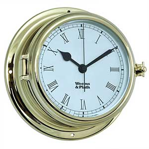 Endurance II 135 Quartz Clock with Roman Numerals