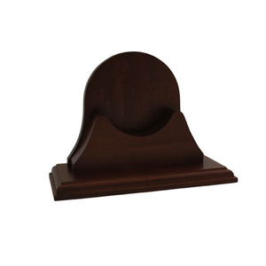 Single Wood Base for Endurance II 115, Mahogany Finish