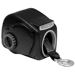 Lite Cruiser™ Electric Trailer Winch with 20' Strap