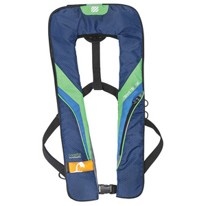 Coastal Automatic Inflatable Life Jacket, Kiwi