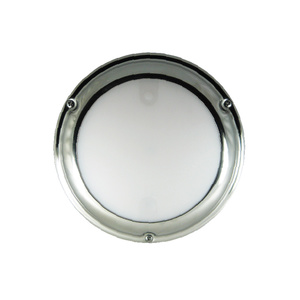 LED Touch Dome Light, White Blue
