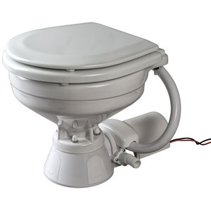 Compact Electric Marine Head