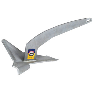 Scoop Anchor, 15 lb.