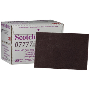 "Scotch-Brite Pads, 6"" x 9"", Box of 20"