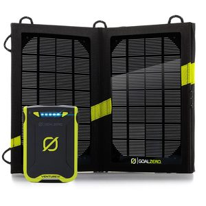 Venture 30 Solar Recharger Kit