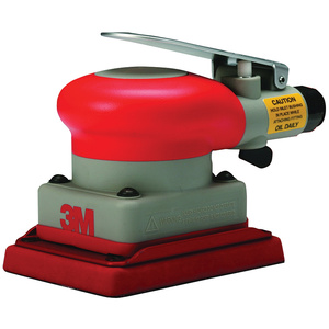 Pneumatic Rectangular Orbital Sander