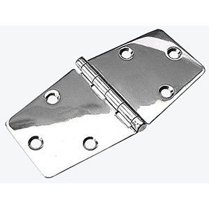 Heavy-Duty Locker Hinge