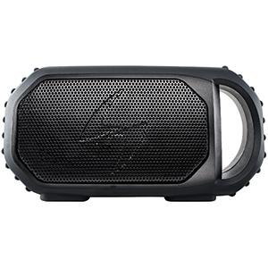 ECOSTONE Waterproof Bluetooth Speaker—Black