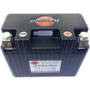Lithium Iron Outboard Motor Battery, 19Ah, 12V eq