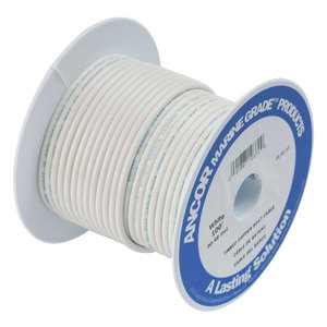 250' 14/2 White Tinned Copper Wire