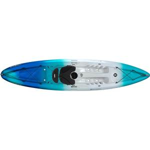 Tribe 11.5 Solo Sit-On-Top Kayak, Sea Spray