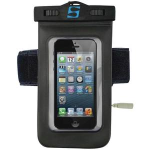 iPhone Waterproof Case with Armband and Headphone Jack