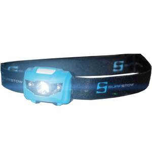 GLO Stand-Up Paddleboard LED Headlamp and Mountable Light