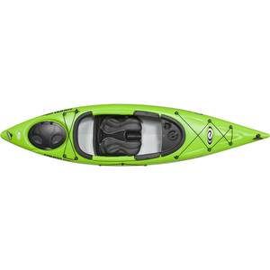 Sound 100 XE Sit-Inside Kayak, Green/White