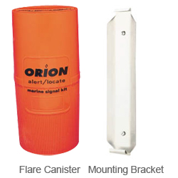 Orion Flare Kit Accessories