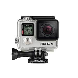 HERO4 Silver Edition Waterproof Video Camera