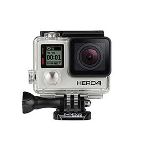 HERO4 Black Edition Waterproof Video Camera