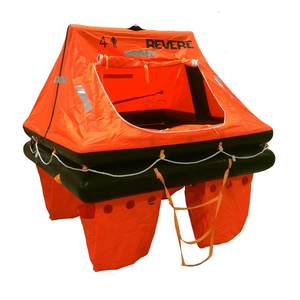Offshore Commander 2.0 Life Raft, 4-Person, Valise