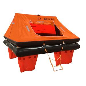 Offshore Commander 2.0 Life Raft, 8-Person, Container