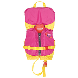 Infant Life Jacket with Collar