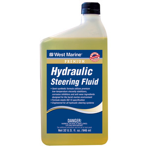 Premium Hydraulic Steering Fluid, 32oz.