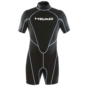 Men's Wave Shorty Wetsuit, 2.5mm