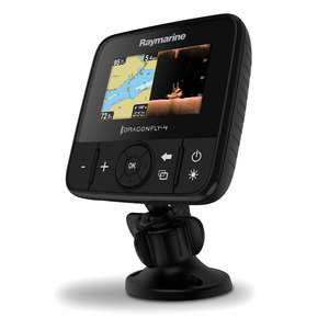 Dragonfly-4 Pro GPS/Fishfinder Combo with C-Map Charts