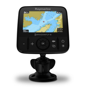 Dragonfly™5m Chartplotter with C-Map Charts