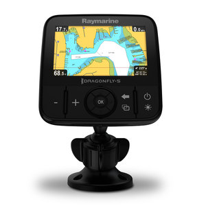 Dragonfly™5m Chartplotter with Navionics+ Charts