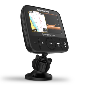 Dragonfly™5 Pro GPS/Fishfinder Combo with C-Map Charts