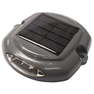 Solar Puck Light, 2-Pack