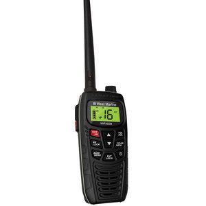 WEST MARINE VHF95DB Dual Band Floating Handheld VHF Radio