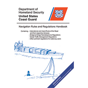 Navigation Rules & Regulations Handbook