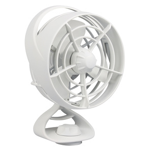Turbo 2.0 Oscillating Fan, White
