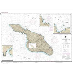 Santa Catalina Island, Avalon Bay, Catalina Harbor, Isthmus Cove, 34 X 46, Waterproof
